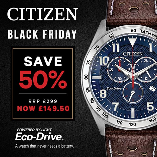 Citizen Eco-Drive Special Offer