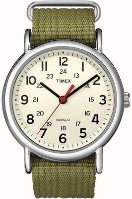 Timex Mens quartz analoog T2N651