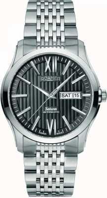 Roamer Heren roestvrij stalen armband horloge 941637415390