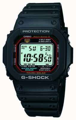 Casio Mens G-SHOCK digitale alarm chronograaf GW-M5610-1ER