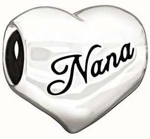 "Chamilia Sterling zilver - ""ik houd van nana"" 2010-3131"