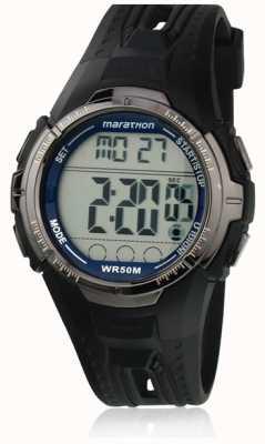 Timex Ironman marathon grijs horloge T5K359