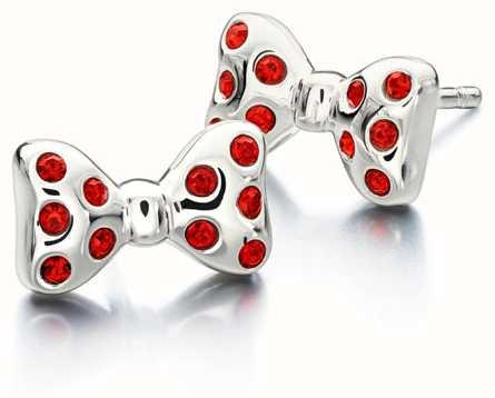 Chamilia Minnie Mouse Bowtique oorbellen 1311-0002