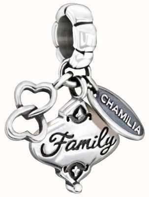 Chamilia Sterling zilver - haar gift van de familie 2010-3139
