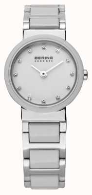 Bering Dual tone keramische horloge 10725-754