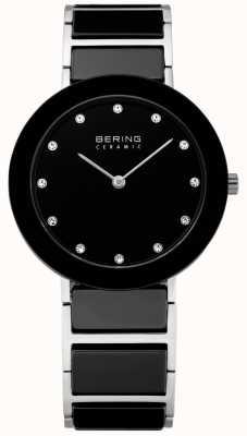 Bering Kristal inzet keramische designer horloge 11435-749