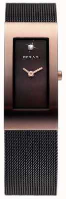 Bering Dames roestvrij staal quartz analoog horloge 10817-262