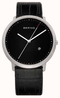Bering Mannen minimalistische horloge 11139-402