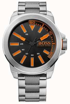 Hugo Boss Orange Mens new york horloge 1513006