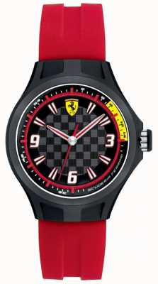 Scuderia Ferrari Vrouwenkruidpers rode band 0820002