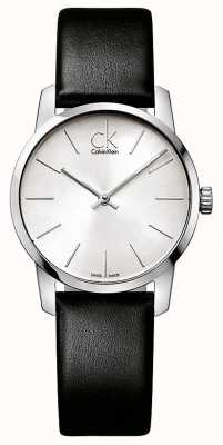 Calvin Klein Ladies 'city horloge K2G231C6