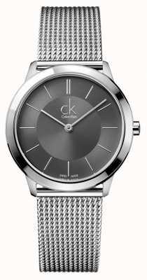 Calvin Klein Minimal herenhorloge K3M22124