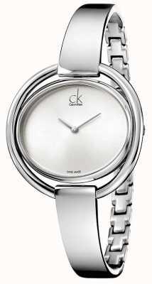 Calvin Klein Onstuimige dameshorloge K4F2N116