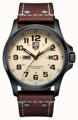 Luminox Atacama velddag datum gunmetal horloge XL.1927
