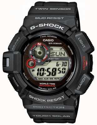 Casio G-shock mudman heren zonne-twin-sensor G-9300-1ER