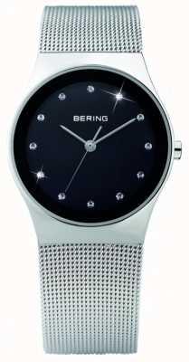 Bering Dames roestvrij staal quartz analoog horloge 12927-002