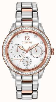 Citizen Vrouwen silhouet horlogeglas FD2016-51A