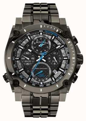 Bulova Mens precisionist champlain chronograaf 98G229