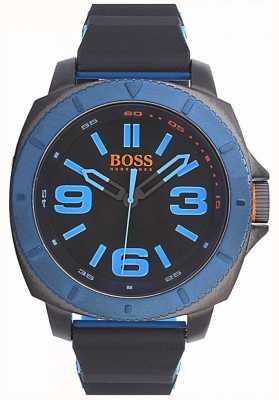 Hugo Boss Orange Mens klassiek horloge met zwarte wijzerplaat 1513108