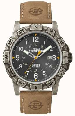 Timex Indiglo expeditie ruige gebied T49991