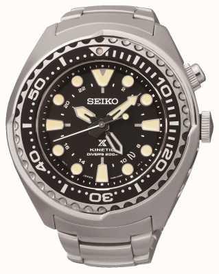 Seiko Prospex kinetische GMT SUN019P1