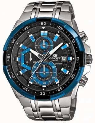 Casio Mens bouwwerk horloge EFR-539D-1A2VUEF