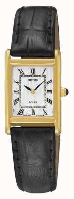 Seiko Dames op zonne-energie horloge SUP250P1
