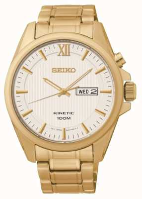 Seiko Mens kinetische horloge SMY158P1