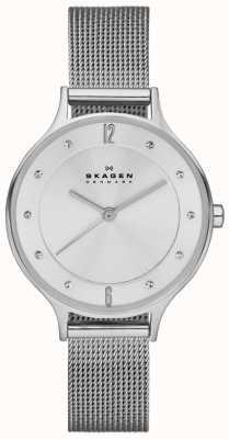 Skagen Ladies anita roestvrij stalen armband horloge SKW2149