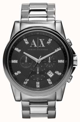 Armani Exchange Outerbanks heren chronograaf horloge AX2092