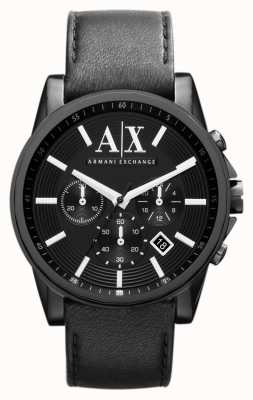 Armani Exchange Outerbanks heren chronograaf horloge AX2098