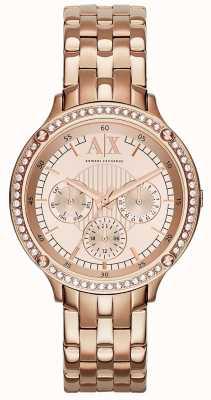 Armani Exchange Capistrano dameshorloge AX5406