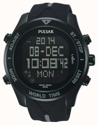 Pulsar Alarm chronograaf PQ2041X1