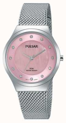 Pulsar Ladies swarovski® set jurk horloge PH8133X1
