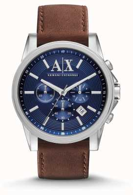 Armani Exchange Outerbanks heren chronograaf horloge AX2501