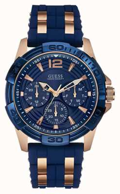 Guess Gent oase multifunctionele horloge W0366G4