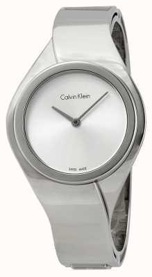 Calvin Klein Dames roestvrij staal quartz analoog horloge K5N2M126