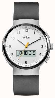Braun Unisex zwarte keramische jurk horloge BN0159WHBKG