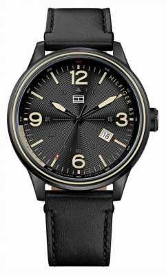 Tommy Hilfiger Mens peter klassiek horloge 1791103