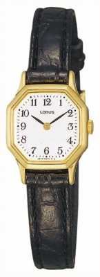 Lorus Ladies lederen band RPG40BX8