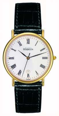 Michel Herbelin Gents citadines leer strapwatch 12443/P01