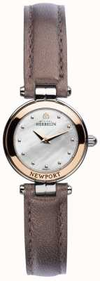 Michel Herbelin Ladies Newport jachtclub mini 17455/TR19BR