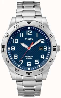 Timex Mens fieldstone manier roestvrij staal TW2P61500