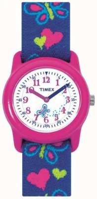 Timex Kinderkinderen vlinderband horloge T89001