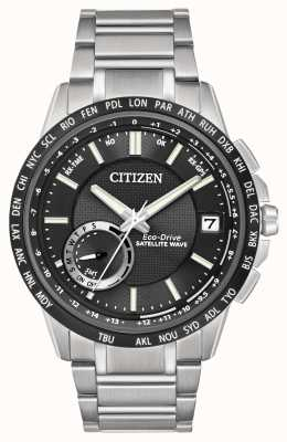 Citizen F150 satelliet wave * tv geadverteerd * CC3005-85E
