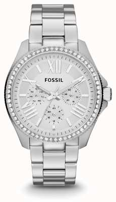 Fossil Vrouwen cecile roestvrij staal steen set AM4481