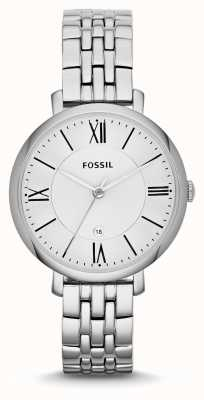 Fossil Dames jacqueline roestvrij staal ES3433