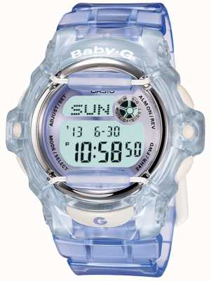 Casio Baby-g lila / blauw dameshorloge BG-169R-6ER