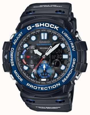 Casio G-shock gulfmaster alarm chronograaf GN-1000B-1AER