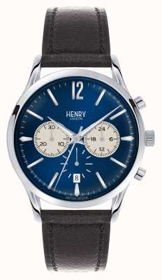 Henry London Mens knightsbridge chronograaf HL41-CS-0039